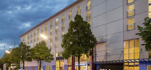 Fassade, © NH Hotels