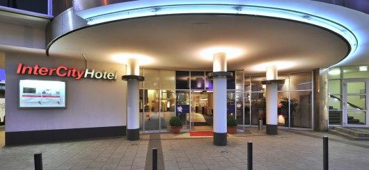 Eingang, © Steigenberger Hotel Group AG