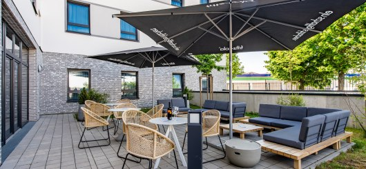 Terrasse, © Premier Inn GmbH