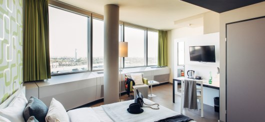 Studio Executive, © harry´s home Hotels / Daniel Zangerl