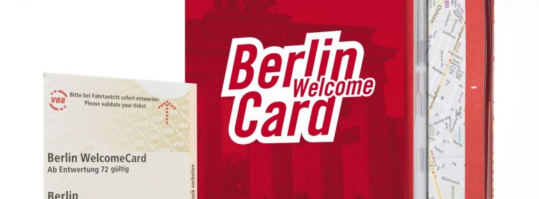 Die Berlin Welcome-Card Berlins offizielles Touristenticket - BAHNHIT.DE, © visitBerlin, Foto: Mathesius
