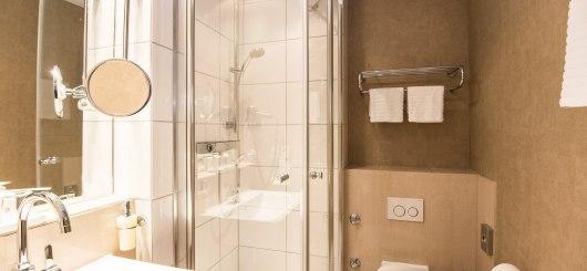 Standardzimmer Bad, © Best Western Plus Hotel St. Raphael