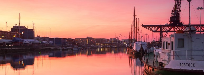 Bahnhit Rostock Hafen