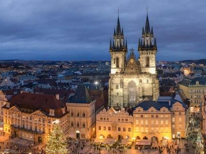 Bahnhit Prag, © getty, Foto: Harald Nachtmann
