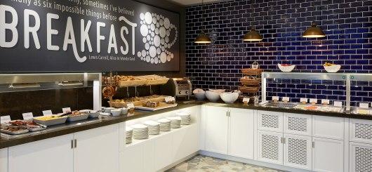 Frühstücksbuffet, © Premier Inn GmbH