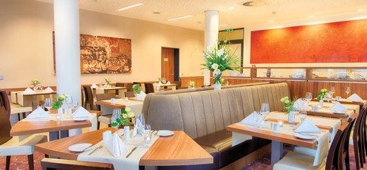 Restaurant, © Leonardo Hotel Dresden Altstadt