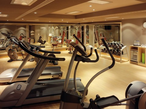 Fitness, © H-Hotels AG