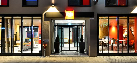 Eingang, © DH Studio Dirk Holst
