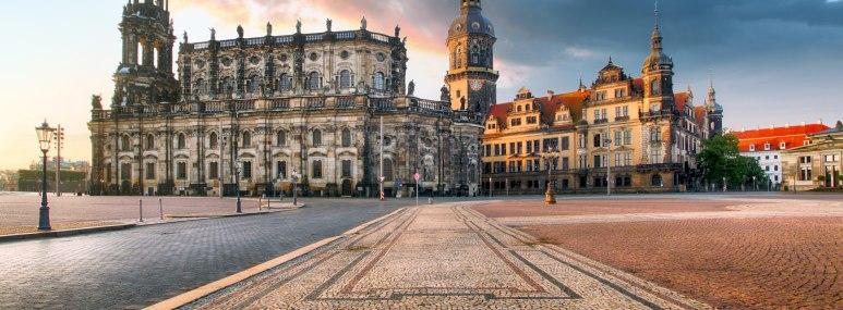Residenzschloss in Dresden - BAHNHIT.DE, © getty, Foto: TomasSereda