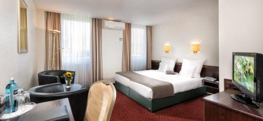 Doppelzimmer, © Best Western Hotel zur Post Bremen GmbH