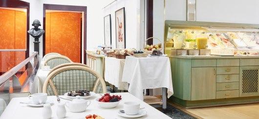 Frühstücksraum, © Derag Livinghotel Großer Kurfürst