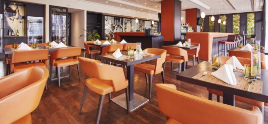 Restaurant und Bar, © Steigenberger Hotels AG