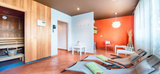 Hotel Carolinenhof Sauna, © Hotel Carolinenhof GmbH