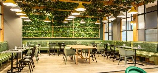 Frühstücksbereich, © Premier Inn GmbH
