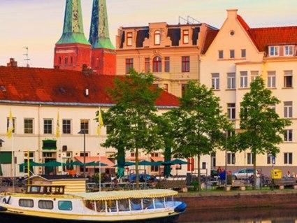 Bahn & Hotel Lübeck