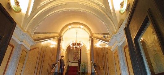 Eingangsbereich, © Karoline Staedtefeld Fotografin