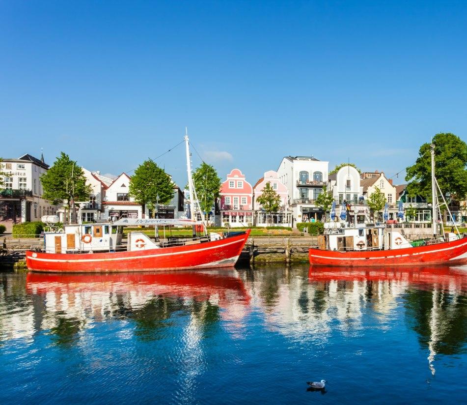Hafen in Warnemünde Rostock - BAHNHIT.DE, © getty, Foto: querbeet