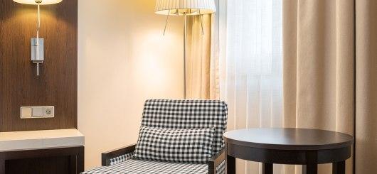 Superior Doppelzimmer, © NH Hotels