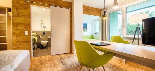 Hotel Carolinenhof Doppelzimmer, © Hotel Carolinenhof GmbH