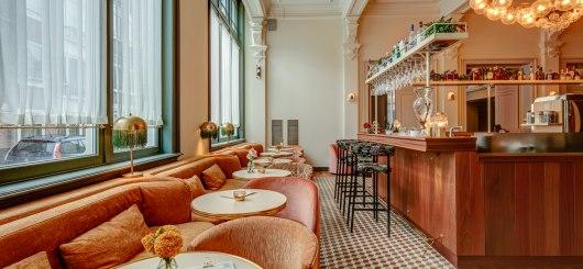 Bar, © Vondel Hotels