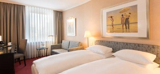 Komfort Zimmer, © Best Western Plus Hotel St. Raphael